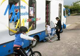 Le prochain passage du Médiabus à Vézelise
