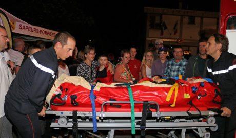 Les Sapeurs-Pompiers et Les Amis de Vézelise ont animé les festivités du 14 Juillet
