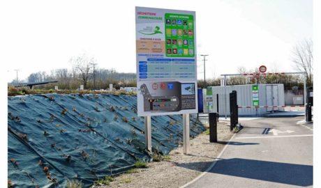 Réouverture partielle de la déchetterie du Saintois
