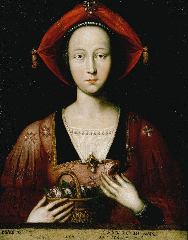 Isabelle de Lorraine, duchesse