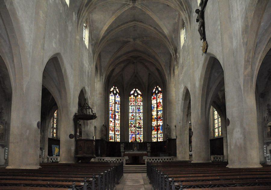 Eglise St-Cosme et St-Damien, de Vézelise