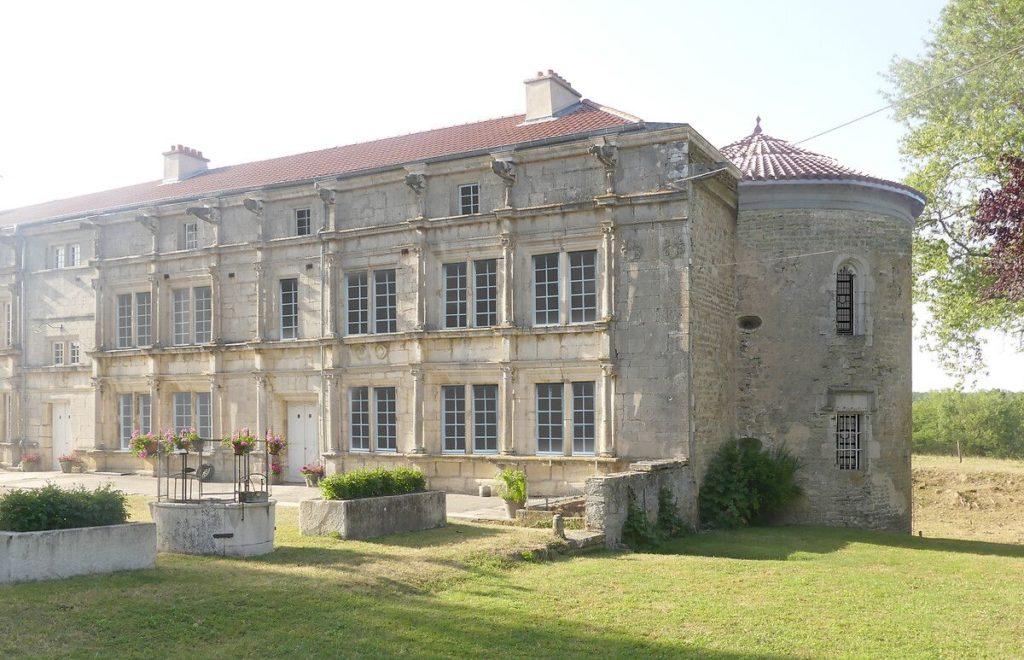 Château d'Etreval
