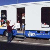 30 juin 2021 – Médiabus de la Médiathèque de Meurthe-et-Moselle